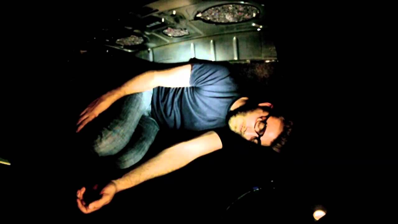 HIDDEN: Wake up in a Trunk  - A hidden behind the scenes video showing Rhett in a car boot.  The video is linked to from the comedy music video 'Rub Some Bacon on It'.