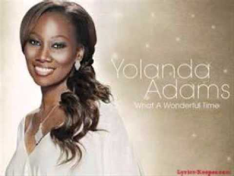 It Came Upon a Midnight Clear Yolanda Adams