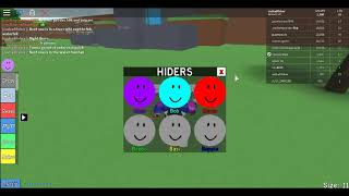 Finding all the hiders in Grow Simulator (ROBLOX)