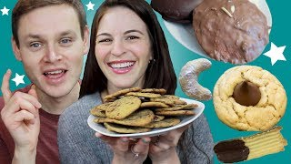 CHRISTMAS COOKIE DIFFERENCES in Germany vs. USA