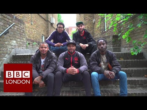 Reality of living on an Islington estate - BBC London