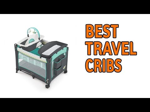 Best Travel Cribs 2020 || Best Portable Baby Cribs