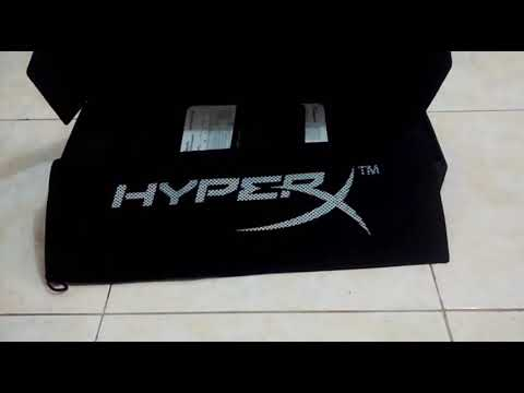 Unboxing HyperX Alloy FPS - stopmotion Indonesia