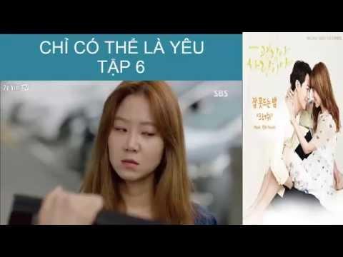[Phim Hàn Quốc] Chỉ Có Thể Là Yêu Tập 6 part 1    It's Okay, That's Love   괜찮아 사랑이야