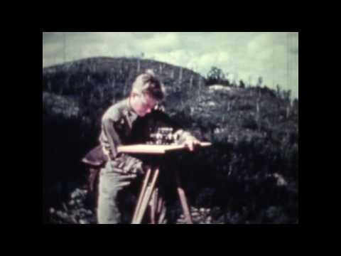 """The Face Of Time""- Best Centenary Of The Geological Survey Of Canada Documentary (1942)"