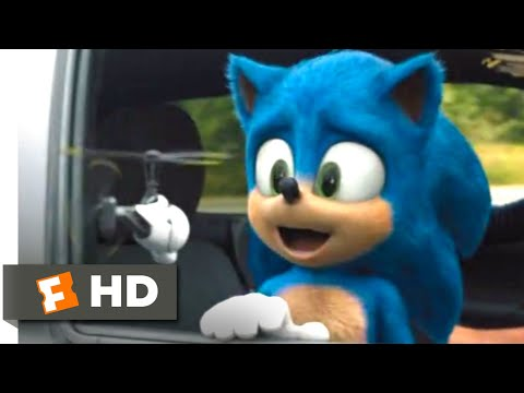 Sonic the Hedgehog (2020) - Tiny Helicopter Terror Scene (6/10) | Movieclips