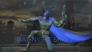 Batman: Arkham City - Bat-Night Skin Mod