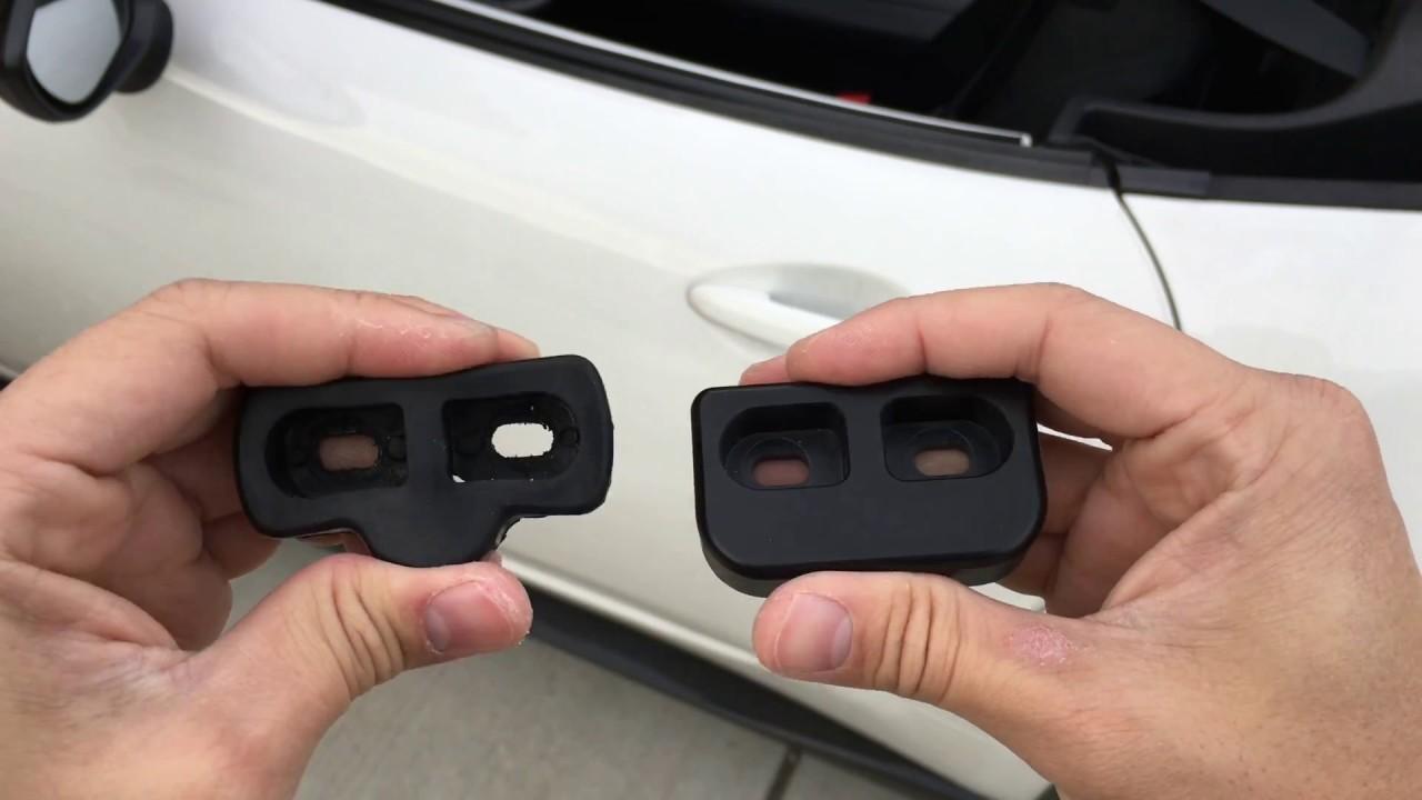 2016 Mazda Mx 5 Miata Delrin Door Bushing Comparison Youtube