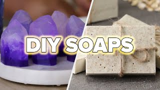 9 Cool Homemade Soaps To Gift Your Friends