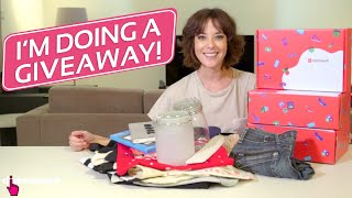 REBECCA'S DOING A GIVEAWAY! (Watch for details on how to win)