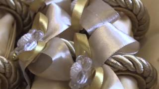 видео Оригинальные скатерти на стол