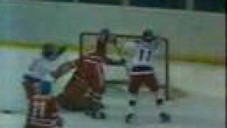 1980 Winter Olympics USA vs. Czechoslovakia