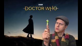 New Doctor Who Logo - A Geek's Over-Analysis!