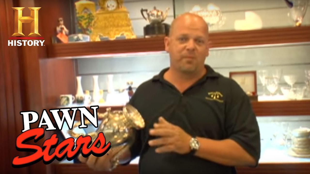 Pawn Stars How To If Silver Is Fake Or Real History