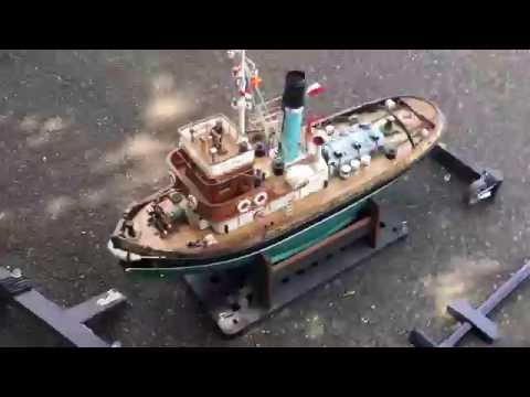 ANTEO RC model boat carry YSBM