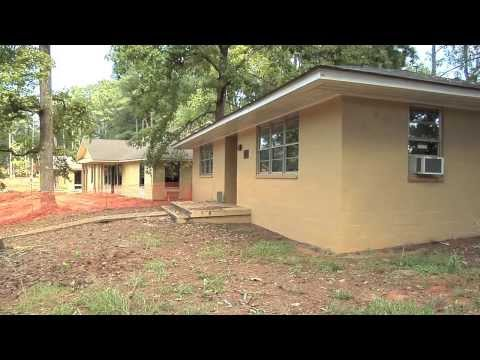 Rock Eagle 4 H Center Facilities Getting Facelift Youtube