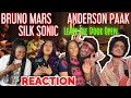 BRUNO MARS - Leave the Door Open (Official Video) ANDERSON PAAK, SILK SONIC | REACTION 🔥 So good!🔥