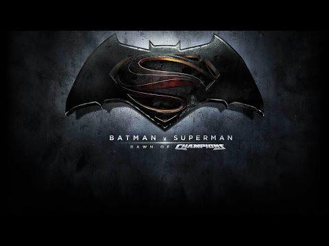 Batman V Superman: Dawn Of Justice - Champions Online