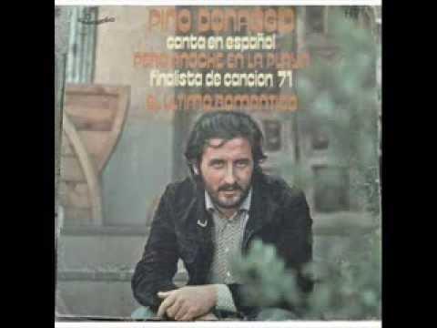 Pino Donaggio  -   Pero anoche en la playa
