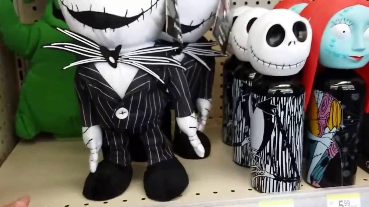 Walgreens Nightmare Before Christmas & Halloween decor - YouTube