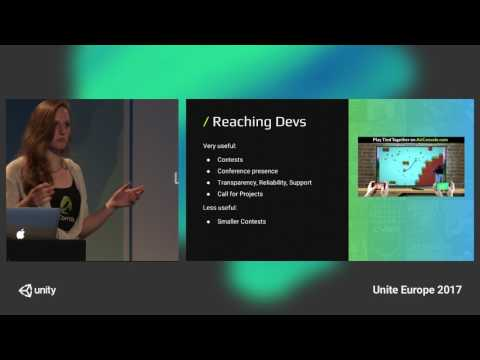 Unite Europe 2017 - The potential of Unity WebGL with AirConsole