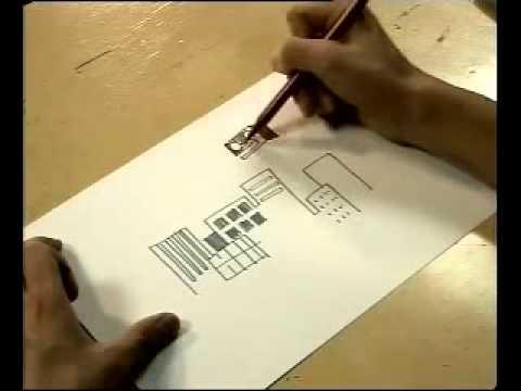 การฝึกวาดภาพระบายสี ในคลังความรู้