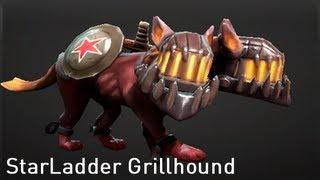 Dota 2 Courier - Star Ladder Grillhound