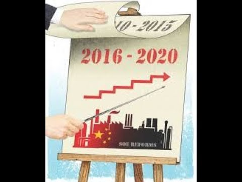 China's 13th 5-year plan | China really is the BIG one - was Lindsey Williams right...