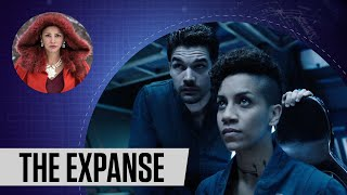 How Costumes Shape tнe Complex Politics of 'The Expanse'   Behind the Seams