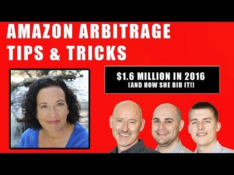 Amazon Arbitrage Tips & Tricks - With Gaye Lisby of Million Dollar Edge - Amazing Freedom