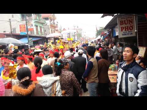 Lễ hội Phủ Dầy - Nam Định 2013