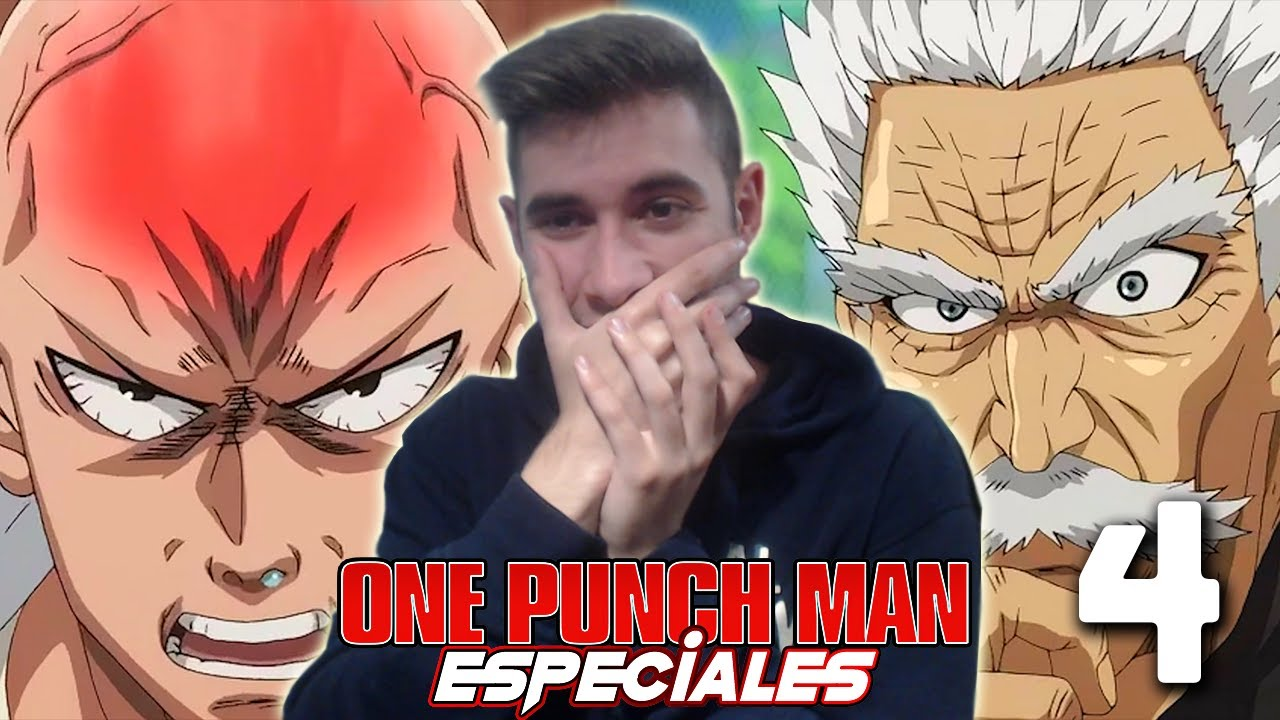 One Punch Man Ger Sub 4