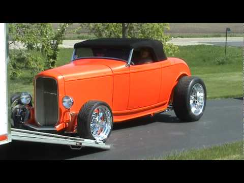 32 ford hi boy roadster for sale youtube. Black Bedroom Furniture Sets. Home Design Ideas