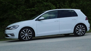 VW Golf 7.5 1.0 TSI test