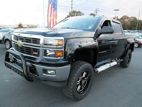 2014 chevy silverado 1500 alc z92 lifted truck youtube. Black Bedroom Furniture Sets. Home Design Ideas