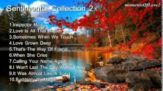Nonstop Sentimental Love Songs Collection 2