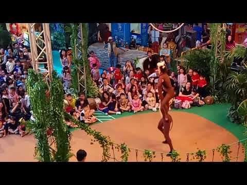 The Jungle Book meet and greet @ United Square Part 1