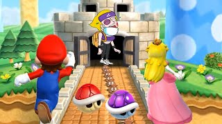 Mario Party 9 Vs Save the Girl - Funny Win/Fails Compilation Gameplay Walkthrough HD