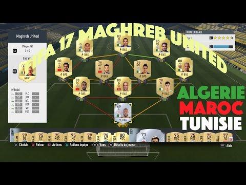 FIFA 17 ALGERIE