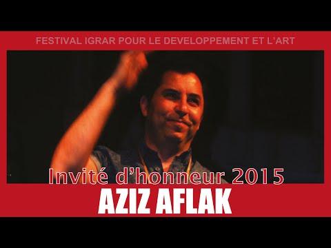 IGRAR 2015 - Aziz AFLAK