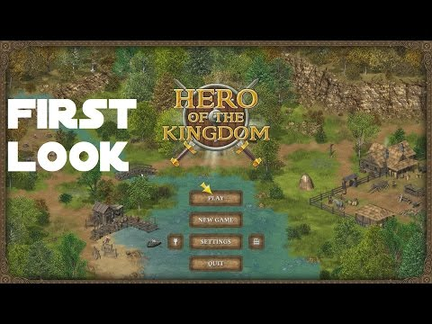 Hero Of The Kingdom, First look at...