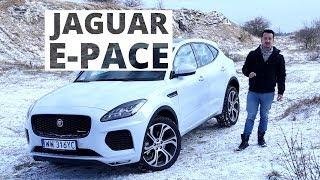 Jaguar E-Pace 2.0 i4D 180 KM, 2018 - test AutoCentrum.pl #380