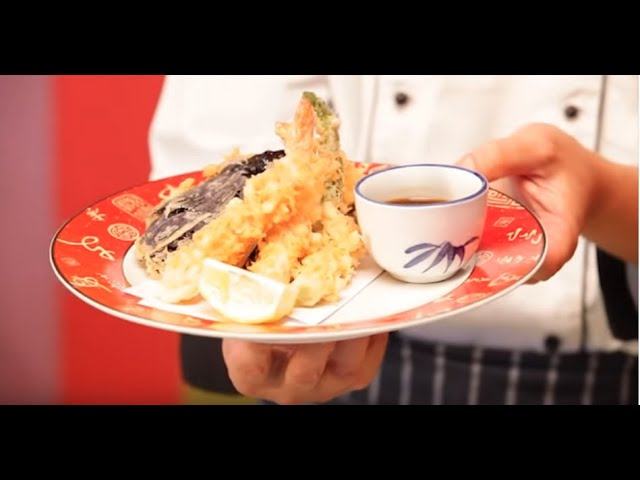 How To Make Tempura Batter Youtube