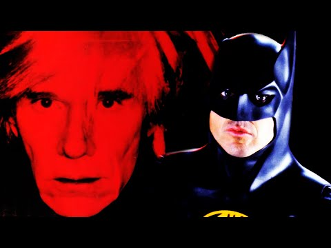 Deconstructing Andy Warhol's Batman/Dracula