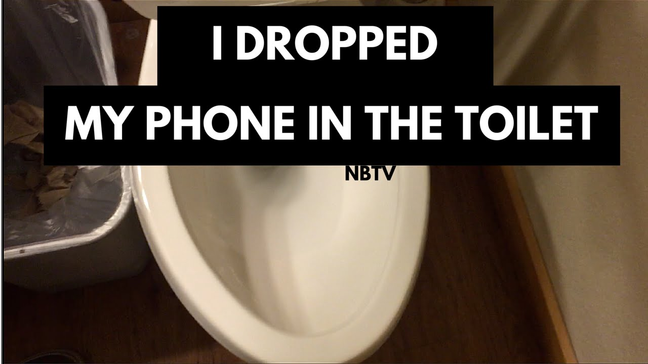 i dropped my phone in the toilet what to do after it falls in youtube. Black Bedroom Furniture Sets. Home Design Ideas