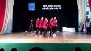 DANCE - TURN DOWN FOR WHAT ( THPT NGUYỄN HUỆ - PHÚ YÊN)