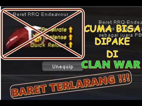 CLAN WAR CHALLENGE PAKE K1/K2 ??? SIAPA TAKUT!!