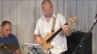 Dan Rasmussen (Niels Bugge Kvartet) - Blues In the Closet [2007]