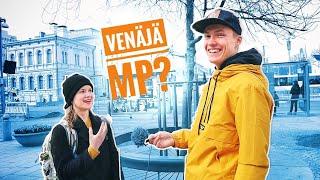 Mitä suomalaiset ajattelee venäläisistä?🤔