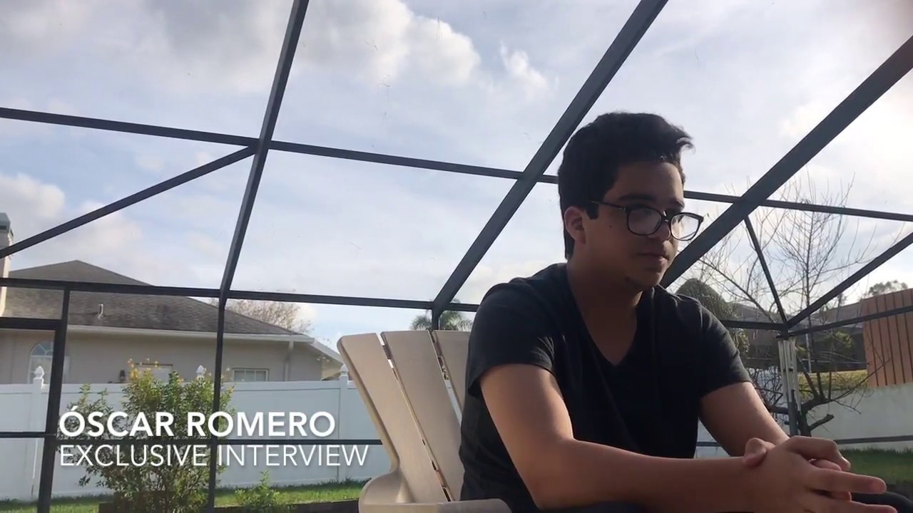 Óscar Romero Interview